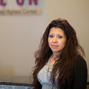 Angie from Chicago dental clinic