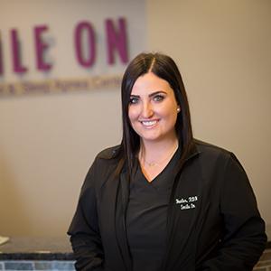 SON_Hunter_ dental assistant