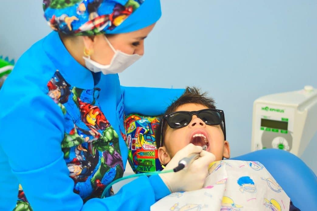 Smile On Dental Treatment for Children