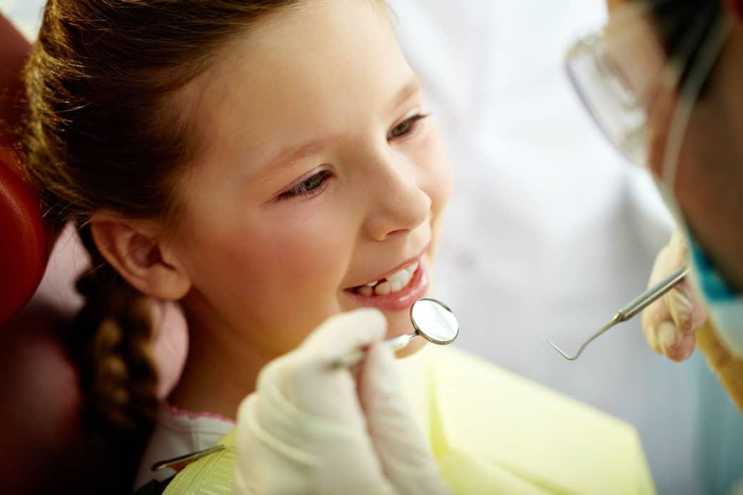 Smile on Dental Preventing Cavities for Children